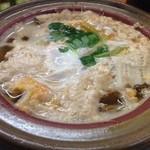 あなご料理 山城 - 柳川鍋