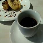 23832114 - デザートとコーヒー