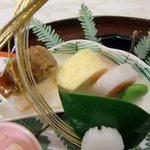 北瑞苑 - 穴子のお寿司おいし~(*´꒳`)