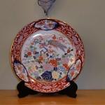 北瑞苑 - 立派な絵皿