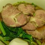 23833183 - チャーシュー麺(690円)