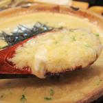 海鮮食堂 い志い - 白身魚のお出汁で作った雑炊です。 上品だけど力強い出汁が印象的。