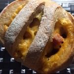 ケルン - ベーコンとチーズの全粒粉。