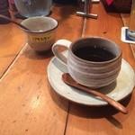K. - オールドコーヒー(と塩)