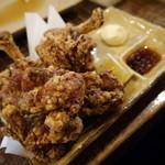 焼き鳥レアル  - 料理写真:唐揚げ◎