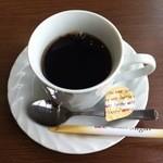 ふれあいレストラン雲の信号 - コーヒー