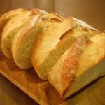 クーカイ - 白子ムニエルはパンで