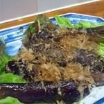 鶴亀 - なす焼き