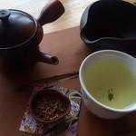 23844940 - 嬉野茶のセット 500円