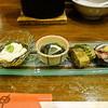 Kagura - 料理写真:先付け4種盛り