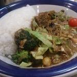 カリーライス専門店エチオピア - ビーフ野菜カレー