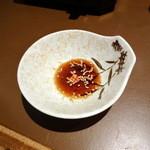 産直屋 たか - 釧路寒ダラ白子と鳴門のワカメ鍋