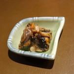 産直屋 たか - 閖上赤貝肝炙り