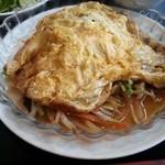 香山樓 - ランチの野菜炒め