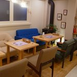 パンケーキママカフェ VoiVoi - ゆったりとしたソファ席もあります