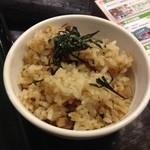 23862499 - 肉ご飯(250円)