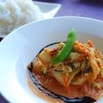 リゾートカフェカイ - 白身魚のムニエル(ランチ)