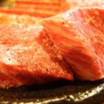 焼肉商事 - ロース