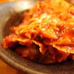 焼肉商事 - キムチ