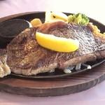 あさくま - 黒毛和牛ロースステーキ