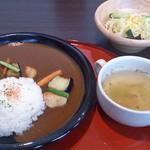 23866684 - 彩り野菜カレー