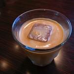 エシュロンティーハウス - カフェオレみたいなアイスミルクティー