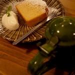 タオ カフェ - ケーキセット