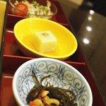 さんるーむ - 副菜3種