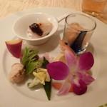 Ryuuhou - 前菜