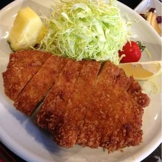 西陣大江戸 - 料理写真: