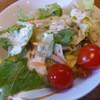 ハルキ亭 - 料理写真:サラダ