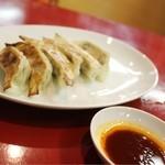担々亭 - 焼餃子