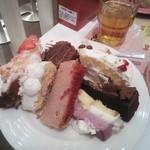 スイーツパラダイス - ケーキ 8種?
