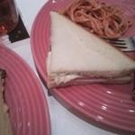 スイーツパラダイス - サンドイッチ