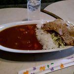 凱旋門 - 生姜焼きカレー