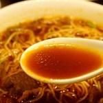 鼎泰豐 - 牛肉の煮込み麺