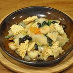 CHINESE RISTORANTE レン - パリパリジュウジュウ土鍋おこげ