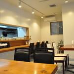 CHINESE RISTORANTE レン - 店内2