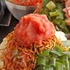 Ebisumonja - 料理写真:大人気!明太子入りの『ベンテンもんじゃ』