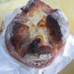 手づくりパン工房Jouet - りんごとクリームチーズのはちみつがけ(天然酵母)¥210