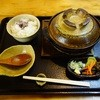里の茶屋 - 料理写真:鴨鍋膳