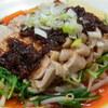 中国小皿料理とお酒の店  花凛 - 料理写真:四川料理の名菜「口水鶏」 見るだけで、よだれが出るほど旨い鶏という意味
