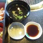 六歌仙 - スープはお替わりOK!