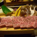 鳩谷 - 和風ステーキ