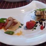 カノーバ・カノーバ・ディ・メイプルシティ - 前菜の盛り合わせ