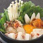 韓豚屋 - 広島県産牡蠣使用 広島産の牡蠣純豆腐