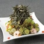 韓豚屋 - 韓国海苔のりサラダ