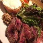 DAYS - メインプレート1,550円の牛肉