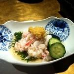 石慶 - 蟹身