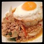 タイ料理JUMPEE - 汗かいた!けど、美味しかった!
